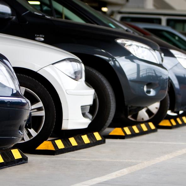 Wheel Stops & Lane Separators