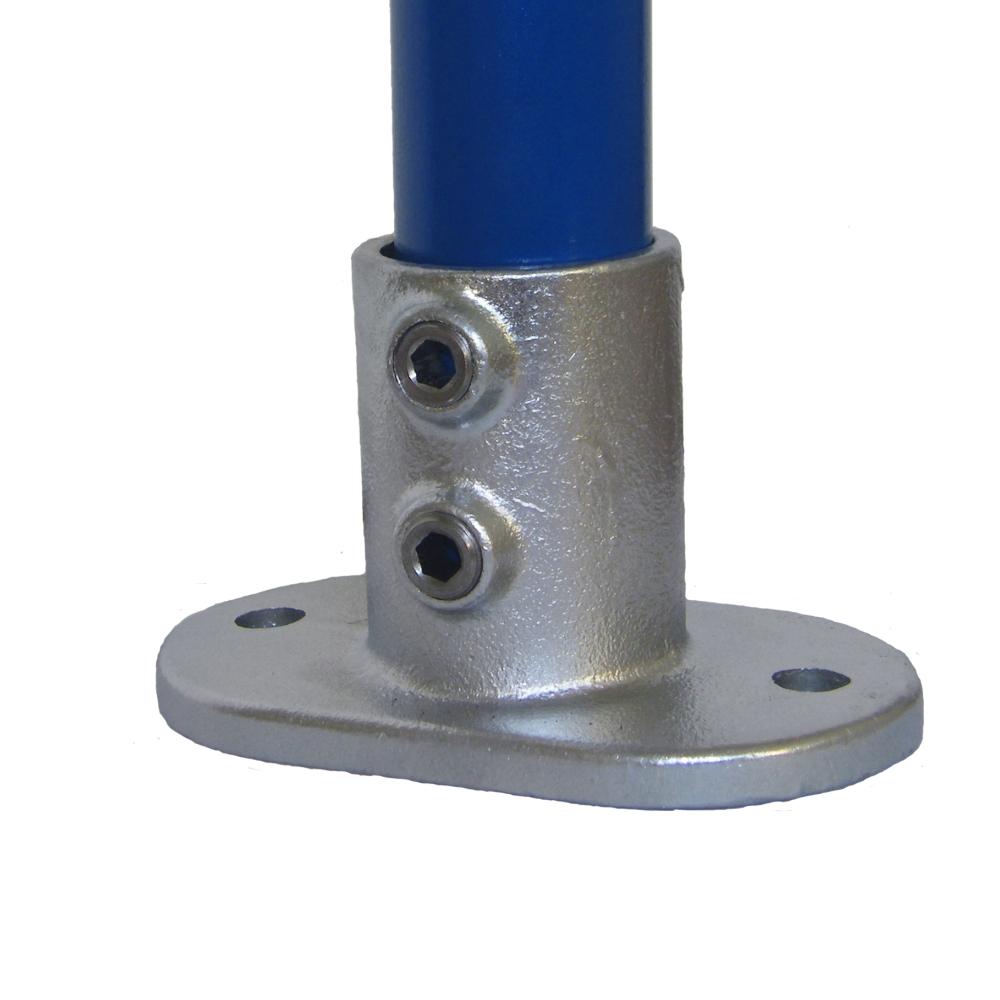 Interclamp Railing Base Flange (132)