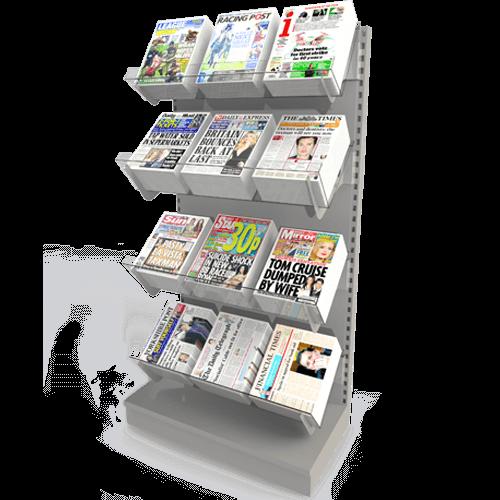 magazine bays