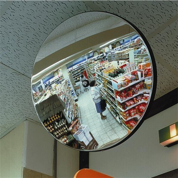 Convex Mirrors