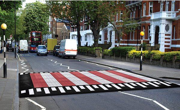 Pedestrian Crossing Speed Ramp Gh Pc Store Vision Ltd