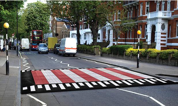 Pedestrian Crossing Speed Ramp Gh Pc Black Store