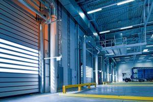 Wall protection - Bay Warehouse