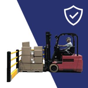 Forklift Barriers & Guardrails