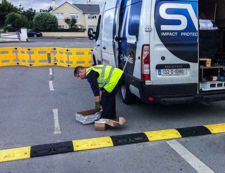speed-ramps-wheel-stops-installtion-contractors-service-ireland-near-me